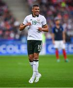 28 May 2018; Jonathan Walters of Republic of Ireland during the International Friendly match between France and Republic of Ireland at Stade de France in Paris, France. Photo by Seb Daly/Sportsfile