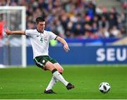 28 May 2018; Declan Rice of Republic of Ireland during the International Friendly match between France and Republic of Ireland at Stade de France in Paris, France. Photo by Seb Daly/Sportsfile