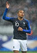 28 May 2018; Kylian Mbappe of France during the International Friendly match between France and Republic of Ireland at Stade de France in Paris, France. Photo by Seb Daly/Sportsfile