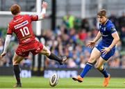 26 May 2018; Garry Ringrose of Leinster during the Guinness PRO14 Final between Leinster and Scarlets at the Aviva Stadium in Dublin. Photo by Ramsey Cardy/Sportsfile