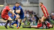 26 May 2018; Rory O'Loughlin of Leinster during the Guinness PRO14 Final between Leinster and Scarlets at the Aviva Stadium in Dublin. Photo by Ramsey Cardy/Sportsfile