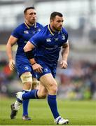 26 May 2018; Cian Healy of Leinster during the Guinness PRO14 Final between Leinster and Scarlets at the Aviva Stadium in Dublin. Photo by Ramsey Cardy/Sportsfile
