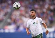 28 May 2018; Shane Long of Republic of Ireland during the International Friendly match between France and Republic of Ireland at Stade de France in Paris, France. Photo by Stephen McCarthy/Sportsfile