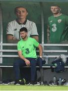 1 June 2018; Shane Long during Republic of Ireland training at the FAI National Training Centre in Abbotstown, Dublin. Photo by Stephen McCarthy/Sportsfile