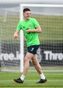 1 June 2018; Declan Rice during Republic of Ireland training at the FAI National Training Centre in Abbotstown, Dublin. Photo by Stephen McCarthy/Sportsfile