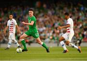 2 June 2018; Declan Rice of Republic of Ireland in action against Tyler Adams of United States during the International Friendly match between Republic of Ireland and the United States at the Aviva Stadium in Dublin. Photo by Seb Daly/Sportsfile