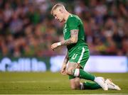 2 June 2018; James McClean of Republic of Ireland during the International Friendly match between Republic of Ireland and the United States at the Aviva Stadium in Dublin. Photo by Stephen McCarthy/Sportsfile