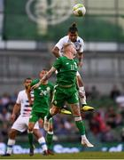 2 June 2018; James McClean of Republic of Ireland in action against DeAndre Yedlin of United States during the International Friendly match between Republic of Ireland and the United States at the Aviva Stadium in Dublin. Photo by Eóin Noonan/Sportsfile