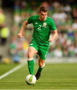 2 June 2018; Seamus Coleman of Republic of Ireland during the International Friendly match between Republic of Ireland and the United States at the Aviva Stadium in Dublin. Photo by Seb Daly/Sportsfile