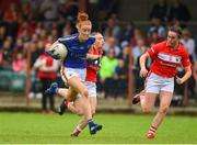 2 June 2018; Aishling Moloney of Tipperary in action against Melissa Duggan of Cork during the TG4 Munster Senior Ladies Football Championship semi-final between Tipperary and Cork at Ardfinnan, Tipperary. Photo by Matt Browne/Sportsfile