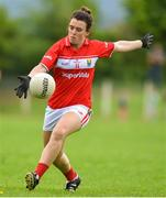 2 June 2018; Doireann O'Sullivan of Cork during the TG4 Munster Senior Ladies Football Championship semi-final between Tipperary and Cork at Ardfinnan, Tipperary. Photo by Matt Browne/Sportsfile