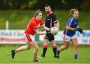 2 June 2018; Aine O'Sullivan of Cork during the TG4 Munster Senior Ladies Football Championship semi-final between Tipperary and Cork at Ardfinnan, Tipperary. Photo by Matt Browne/Sportsfile