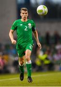 2 June 2018; Seamus Coleman of Republic of Ireland during the International Friendly match between Republic of Ireland and the United States at the Aviva Stadium in Dublin. Photo by Stephen McCarthy/Sportsfile