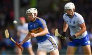 3 June 2018; Seán O'Brien of Tipperary in action against Tom Devine of Waterford during the Munster GAA Senior Hurling Championship Round 3 match between Waterford and Tipperary at the Gaelic Grounds in Limerick. Photo by Piaras Ó Mídheach/Sportsfile