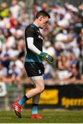 3 June 2018; Rory Beggan of Monaghan during the Ulster GAA Football Senior Championship Semi-Final match between Fermanagh and Monaghan at Healy Park in Omagh, Co Tyrone. Photo by Philip Fitzpatrick/Sportsfile