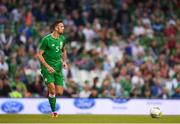 2 June 2018; Shane Duffy of Republic of Ireland during the International Friendly match between Republic of Ireland and United States at the Aviva Stadium, Dublin. Photo by Eóin Noonan/Sportsfile