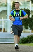 5 June 2018; John Cooney arrives for Ireland rugby squad training at Royal Pines Resort in Queensland, Australia. Photo by Brendan Moran/Sportsfile