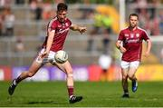 3 June 2018; Johnny Heaney of Galway during the Connacht GAA Football Senior Championship semi-final match between Galway and Sligo at Pearse Stadium, Galway. Photo by Eóin Noonan/Sportsfile