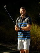 6 June 2018; Tadhg Beirne during a round of golf on the Ireland rugby squad down day at Lakelands Golf Club on the Gold Coast in Queensland, Australia. Photo by Brendan Moran/Sportsfile