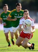 9 June 2018; Niall Sludden of Tyrone during the GAA Football All-Ireland Senior Championship Round 1 match between Meath and Tyrone at Páirc Táilteann in Navan, Co Meath. Photo by Stephen McCarthy/Sportsfile