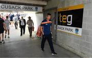 9 June 2018; Armagh manager Kieran McGeeney ahead of the GAA Football All-Ireland Senior Championship Round 1 match between Westmeath and Armagh at TEG Cusack Park in Mullingar, Co. Westmeath. Photo by Ramsey Cardy/Sportsfile