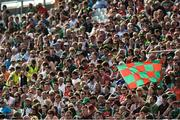 9 June 2018; Supporters during the GAA Football All-Ireland Senior Championship Round 1 match between Limerick and Mayo at the Gaelic Grounds in Limerick. Photo by Diarmuid Greene/Sportsfile