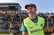 9 June 2018; Offaly manager Paul Rouse following the GAA Football All-Ireland Senior Championship Round 1 match between Offaly and Antrim at Bord Na Mona O'Connor Park in Tullamore, Offaly. Photo by Sam Barnes/Sportsfile