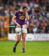 9 June 2018; Rory O'Connor of Wexford after the Leinster GAA Hurling Senior Championship Round 5 match between Kilkenny and Wexford at Nowlan Park in Kilkenny. Photo by Ray McManus/Sportsfile