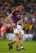 9 June 2018; Liam Ryan of Wexford after the Leinster GAA Hurling Senior Championship Round 5 match between Kilkenny and Wexford at Nowlan Park in Kilkenny. Photo by Ray McManus/Sportsfile