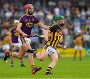 9 June 2018; Martin Keoghan of Kilkenny in action against Paudie Foley of Wexford during the Leinster GAA Hurling Senior Championship Round 5 match between Kilkenny and Wexford at Nowlan Park in Kilkenny. Photo by Ray McManus/Sportsfile
