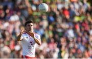 9 June 2018; Tiernan McCann of Tyrone during the GAA Football All-Ireland Senior Championship Round 1 match between Meath and Tyrone at Páirc Táilteann in Navan, Co Meath. Photo by Stephen McCarthy/Sportsfile
