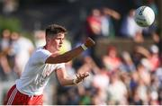 9 June 2018; Michael McKernan of Tyrone during the GAA Football All-Ireland Senior Championship Round 1 match between Meath and Tyrone at Páirc Táilteann in Navan, Co Meath. Photo by Stephen McCarthy/Sportsfile