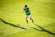 8 June 2018; Leanne Kiernan of Republic of Ireland during the 2019 FIFA Women's World Cup Qualifier match between Republic of Ireland and Norway at Tallaght Stadium in Tallaght, Dublin. Photo by Stephen McCarthy/Sportsfile