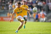 9 June 2018; Patrick McBride of Antrim during the GAA Football All-Ireland Senior Championship Round 1 match between Offaly and Antrim at Bord Na Mona O'Connor Park in Tullamore, Offaly. Photo by Sam Barnes/Sportsfile