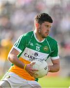 9 June 2018; Bernard Allen of Offaly during the GAA Football All-Ireland Senior Championship Round 1 match between Offaly and Antrim at Bord Na Mona O'Connor Park in Tullamore, Offaly. Photo by Sam Barnes/Sportsfile