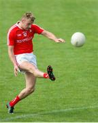 10 June 2018; Gerard McSorley in action during the GAA Football All-Ireland Senior Championship Round 1 match between London and Louth at McGovern Park in Ruislip, London. Photo by Matt Impey/Sportsfile