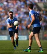 10 June 2018; Jack McCaffrey of Dublin during the Leinster GAA Football Senior Championship Semi-Final match between Dublin and Longford at Croke Park in Dublin. Photo by Stephen McCarthy/Sportsfile