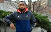 11 June 2018; Sekope Kepu of Australia poses for a portrait after an Australian Wallabies Press Conference in Melbourne, Australia. Photo by Brendan Moran/Sportsfile