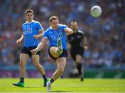 10 June 2018; Philly McMahon of Dublin during the Leinster GAA Football Senior Championship Semi-Final match between Dublin and Longford at Croke Park in Dublin. Photo by Stephen McCarthy/Sportsfile