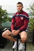 11 June 2018; Damien Comer poses for a portrait after a Galway Football Press Conference at Loughrea Hotel & Spa, in Loughrea, Galway. Photo by Harry Murphy/Sportsfile