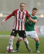 11 May 2018; Ronan Curtis of Derry City during the SSE Airtricity League Premier Division match between Derry City and Cork City at Brandywell Stadium, in Derry. Photo by Oliver McVeigh/Sportsfile
