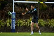 12 June 2018; Ross Byrne during Ireland rugby squad training at St Kevin's College in Melbourne, Australia. Photo by Brendan Moran/Sportsfile