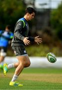 12 June 2018; Joey Carbery during Ireland rugby squad training at St Kevin's College in Melbourne, Australia. Photo by Brendan Moran/Sportsfile