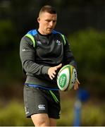 12 June 2018; Andrew Conway during Ireland rugby squad training at St Kevin's College in Melbourne, Australia. Photo by Brendan Moran/Sportsfile