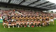 9 June 2018; The Kilkenny squad before the Leinster GAA Hurling Senior Championship Round 5 match between Kilkenny and Wexford at Nowlan Park in Kilkenny. Photo by Ray McManus/Sportsfile