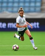 12 June 2018; Leanne Kiernan of Republic of Ireland during the FIFA 2019 Women's World Cup Qualifier match between Norway and Republic of Ireland at the SR-Bank Arena in Stavanger, Norway. Photo by Seb Daly/Sportsfile