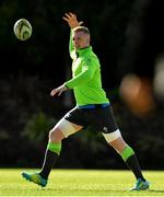 14 June 2018; Dan Leavy during Ireland rugby squad training at St Kevin's College in Melbourne, Australia. Photo by Brendan Moran/Sportsfile