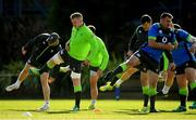 14 June 2018; Dan Leavy and Niall Scannell, right, during Ireland rugby squad training at St Kevin's College in Melbourne, Australia. Photo by Brendan Moran/Sportsfile