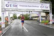 13 June 2018; Donal Coakley during the Grant Thornton Corporate 5K Team Challenge in Cork City, Cork.  Photo by Matt Browne/Sportsfile