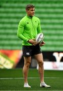 15 June 2018; Garry Ringrose during the Ireland rugby squad captain's run in AMMI Park in Melbourne, Australia. Photo by Brendan Moran/Sportsfile